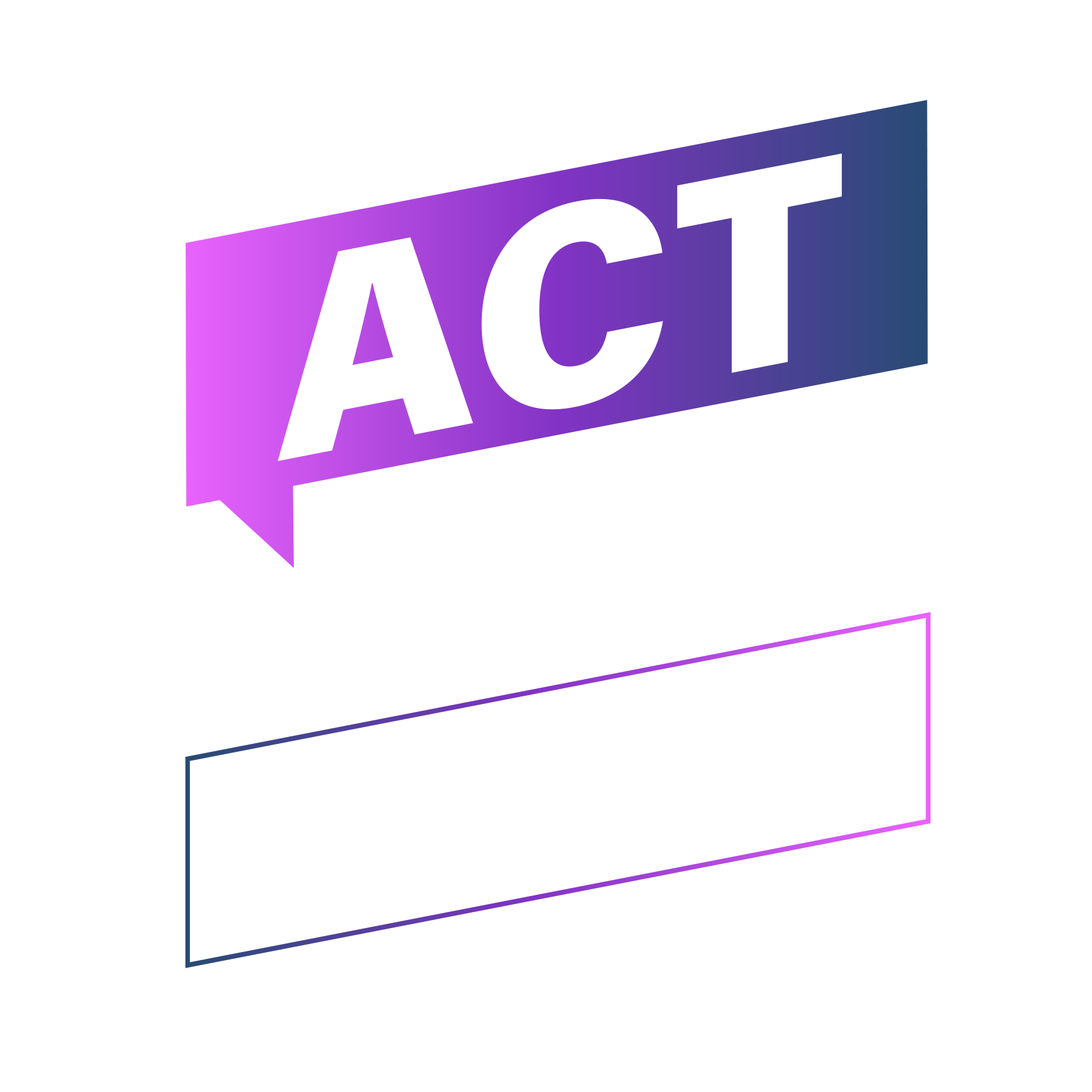 Act on NCDS - Accountability logo colour negative