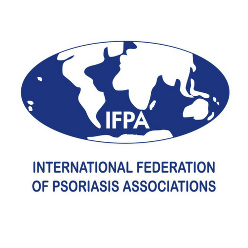 International Federation of Psoriasis Associations logo