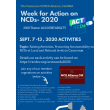 Raising Needed Attention, Promoting Accountability on NCDs in Cameroon
